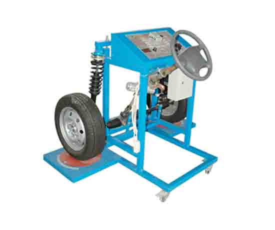 EPS电动助力转向系统性能测试台架