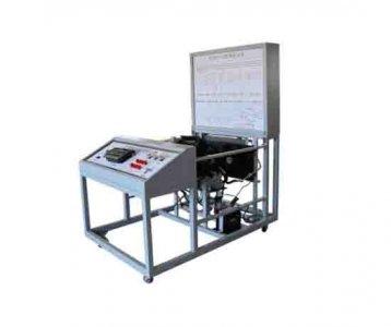 深圳风向标汽车教学设备:空调实训仪器设备