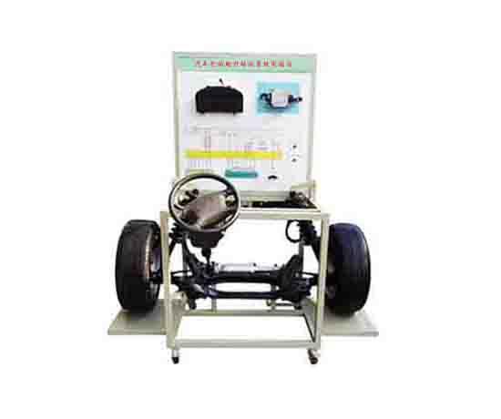 汽车电动助力转向系统实验台