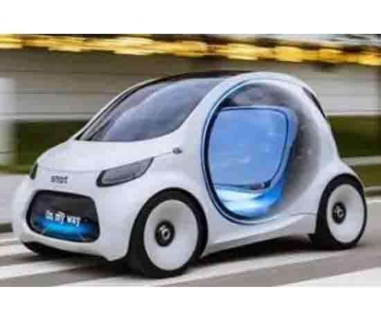 无人驾驶新能源汽车教学实验平台