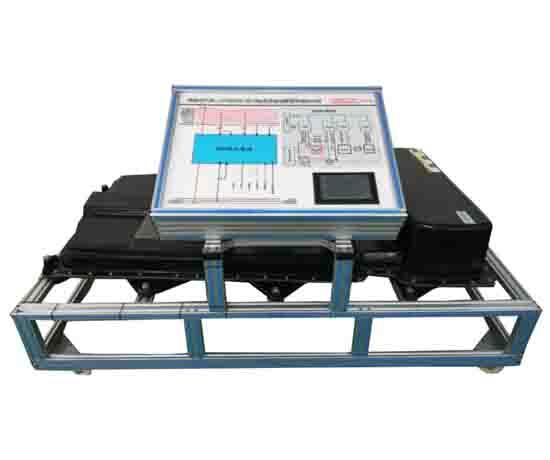 纯电动汽车电池组实训装置实验台