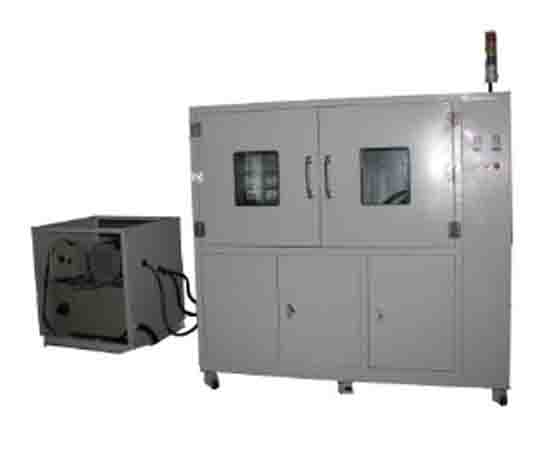 新能源汽车电机冷却循环系统试验台架