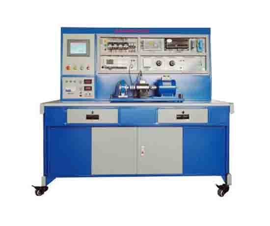 电机综合测试实验台