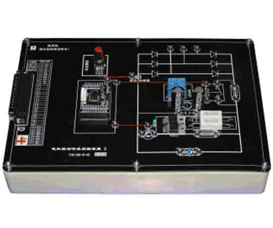 新能源汽车电机驱动实验系统实训台