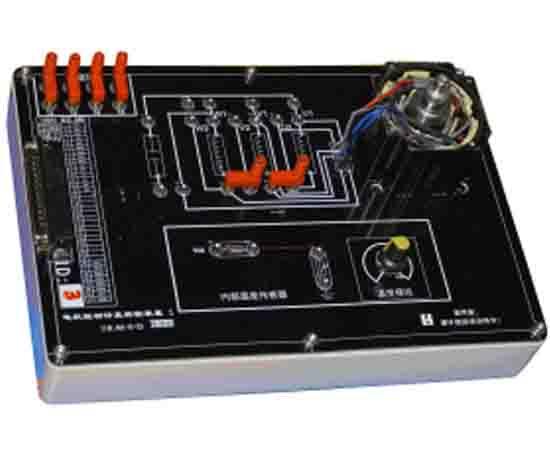 新能源电机结构和电机工作原理实训箱