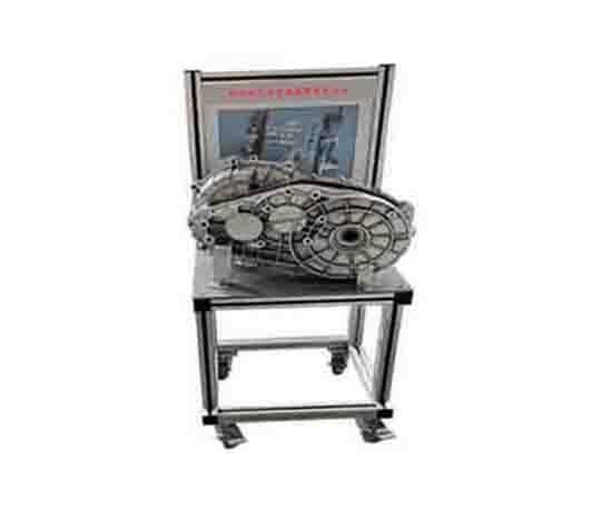 纯电动汽车变速箱解剖实训台