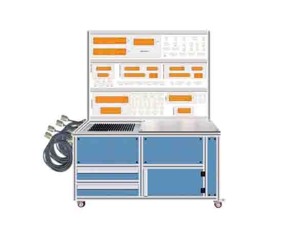 整车故障设置平台和故障检测盒