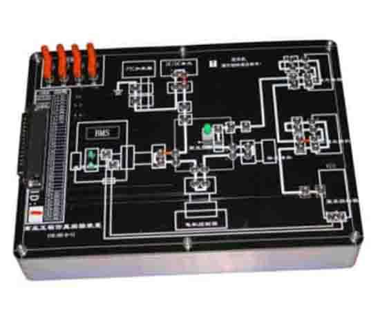 纯电动汽车高压绝缘性检测实训台