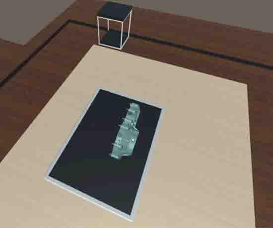 北汽ev160电机VR3D虚拟现实教学软件