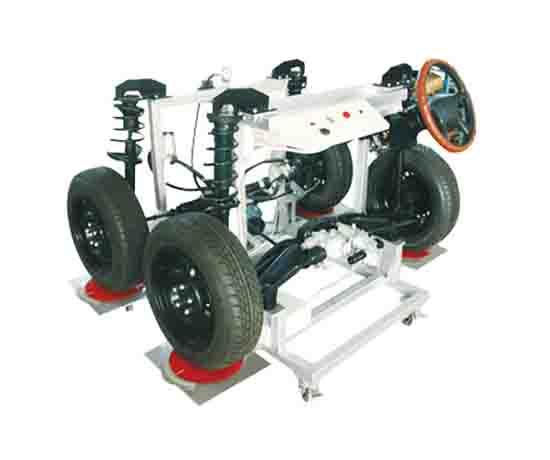 马自达四轮转向系统实训台