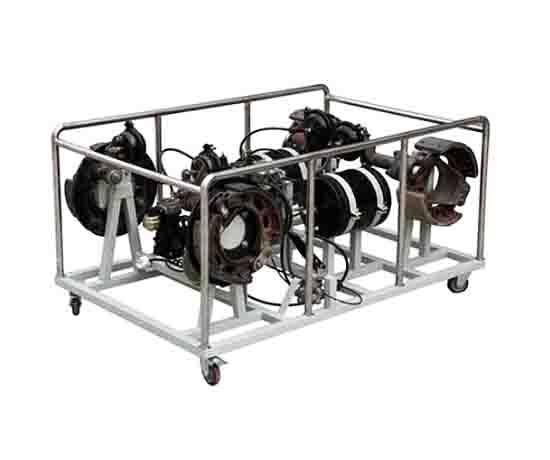 气压制动系统实验台