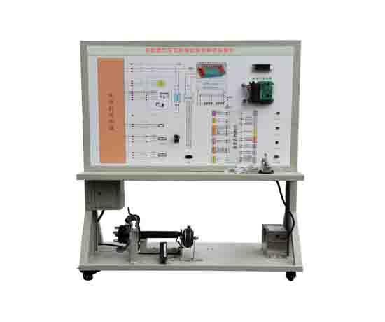 新能源汽车电机驱动实验系统实验台
