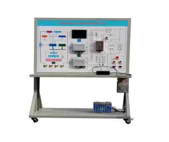 电池结构认知和电池管理系统实训箱