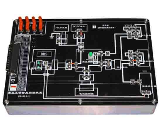 新能源汽车高压联锁实验系统