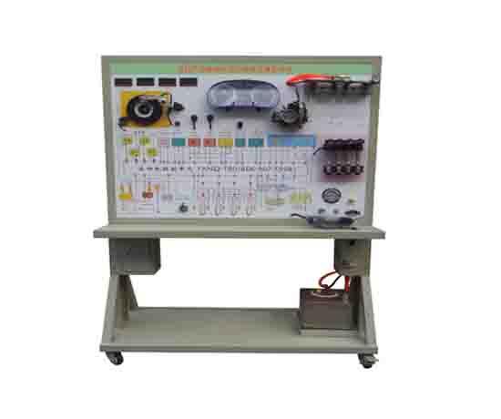 电控汽油发动机电控系统仿真实验台