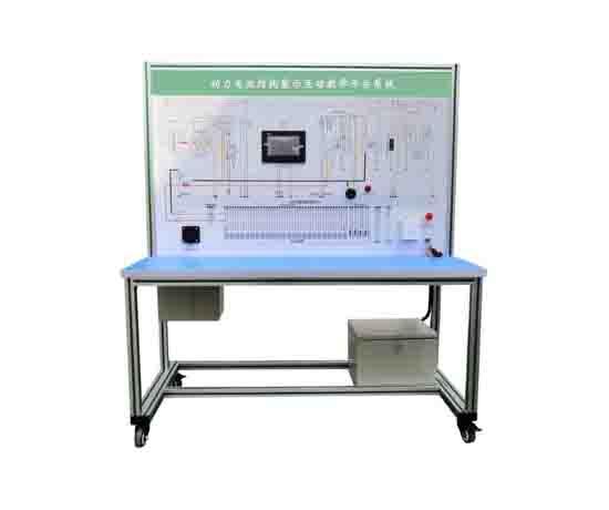 动力电池结构展示互动教学平台系统