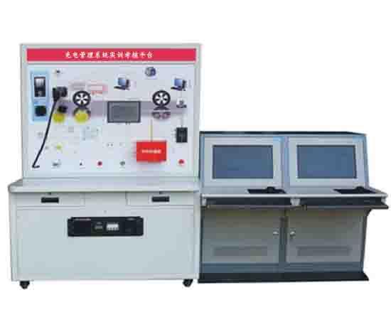 充电管理系统实训考核平台