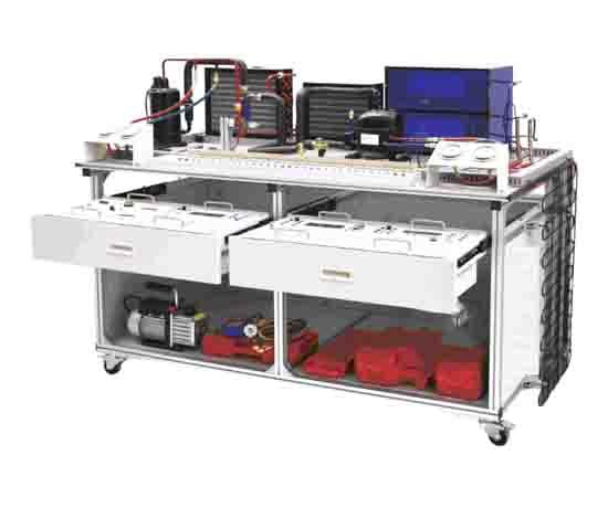 空调控制系统实训考核平台