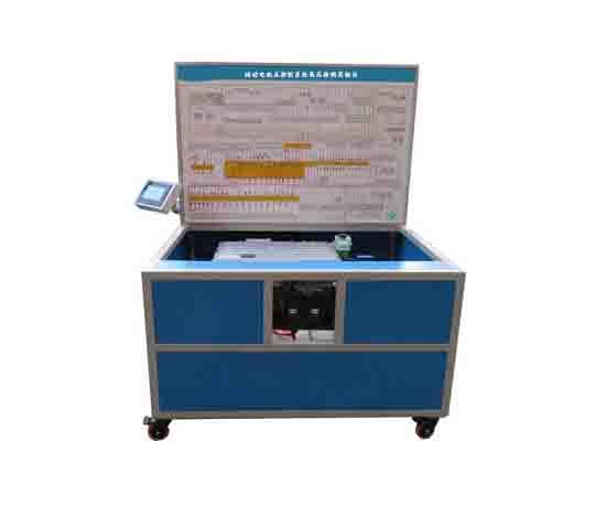 驱动电机及控制系统高压检测实验台
