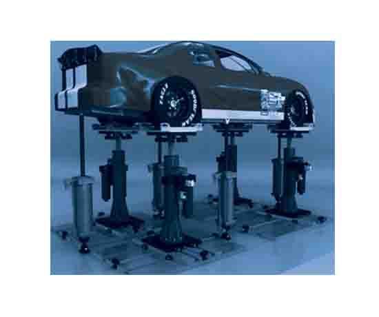 路面模拟系统(带惯性装置)