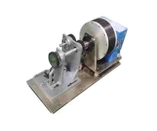 测电机参数的实验台