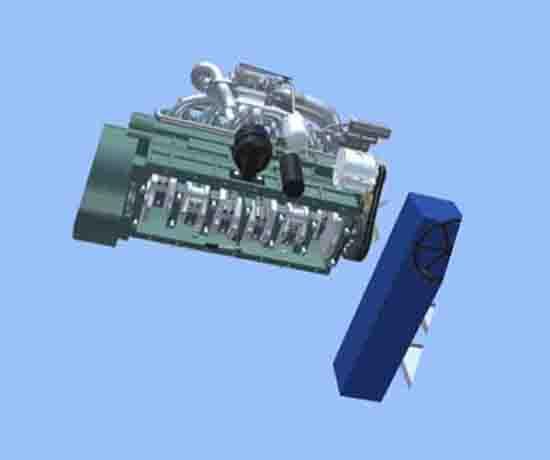柴油发动机Vr检测软件