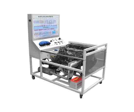 电控汽油发动机实验台