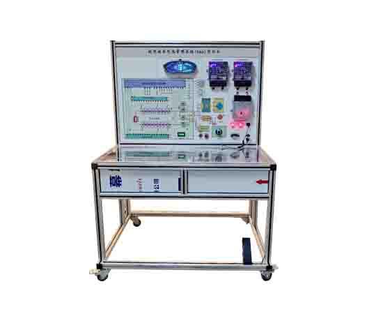 纯电动车电池管理系统(bms)实训台