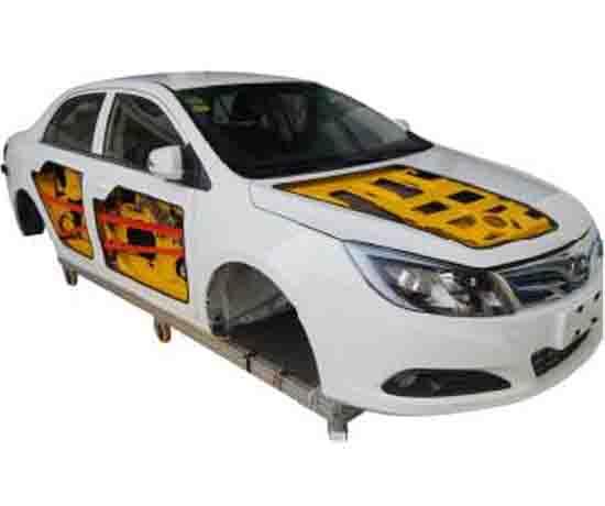 整车控制实训测试平台(配线束)