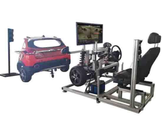 高级辅助驾驶系统综合开发平台