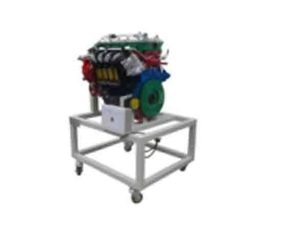 汽油发动机解剖演示模型