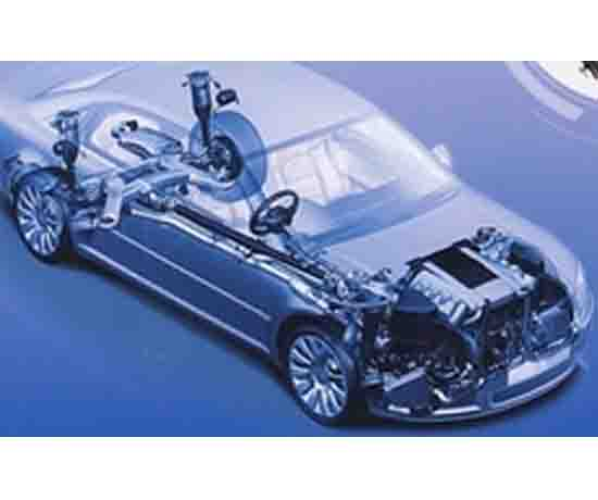 汽车电控与快速原型开发系统