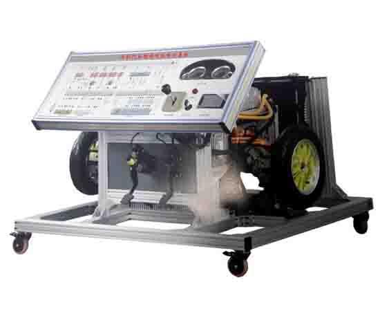 吉利汽车驱动电机实训系统