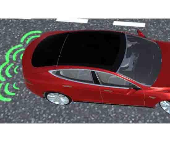 智能网联驾驶辅助实验教学系统